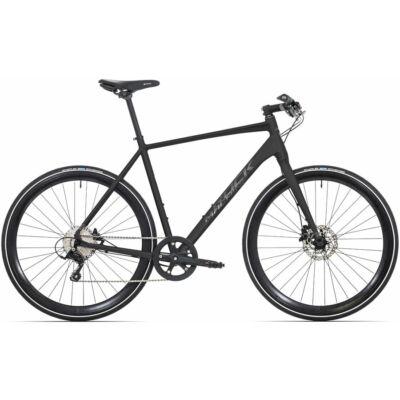 Rock Machine Blackout 40 fitness kerékpár [60 cm, fekete]