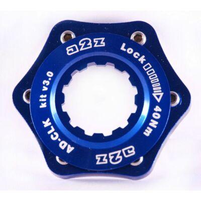 a2Z AD-CLK centerlock adapter [kék]