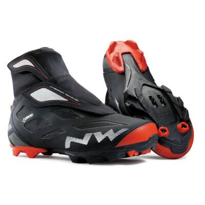Cipő NORTHWAVE MTB Celsius 2 GTX 46 fekete/piros