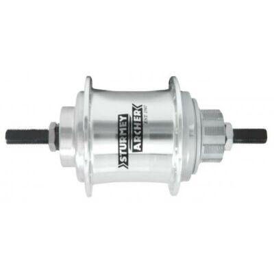Sturmey Archer S3-X fixie agyváltó [ezüst, 36 L]