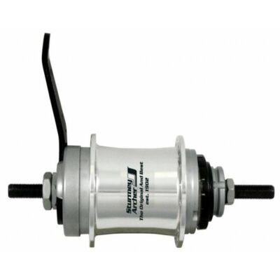 Sturmey Archer S-RC5 kontrafékes agyváltó [ezüst, 36 L]