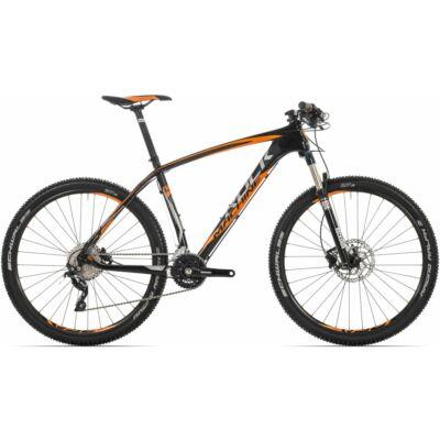 """Rock Machine Explosion 30 XC kerékpár [21.5"""", fekete-narancs]"""