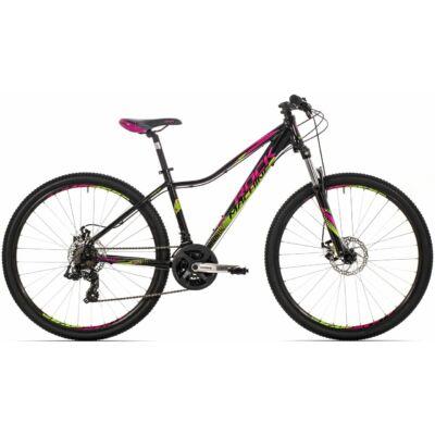 "Rock Machine Catherine 60 női XC kerékpár [18"", fekete-zöld-lila]"