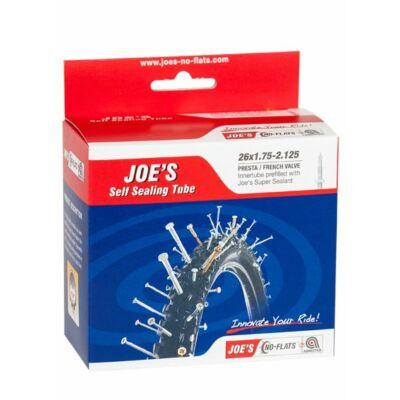 Joe's No-Flats Self Sealing Tube 26x1.75-2.125 kerékpár belső [szingó]